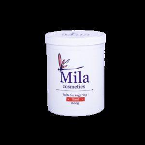Паста для шугаринга Hard Твердая Мила Mila cosmetics, 1600 гр