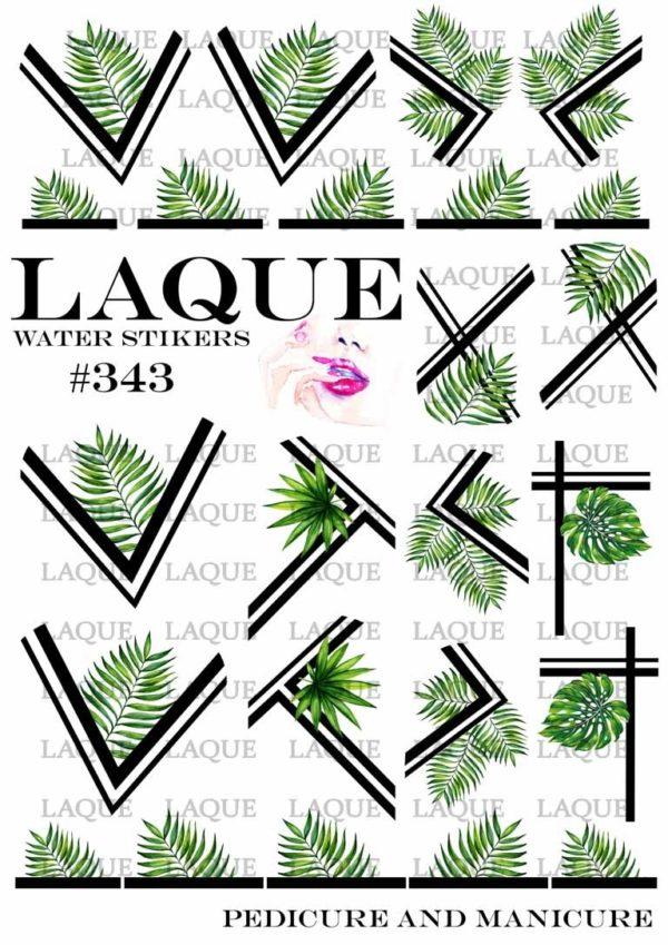 Слайдер Laque Лакью №343