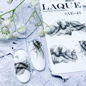 Слайдер Laque Лакью №АЕ-43, белый