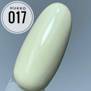 Гель-лак Hukko Хукко, №017
