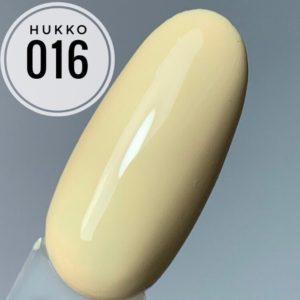Гель-лак Hukko Хукко, №016