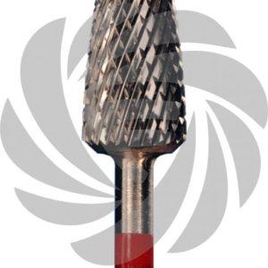 Твердосплавная фреза, красный конус 302001 (Казань)