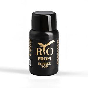 Каучуковый топ для гель-лака без л/с Рио Профи, 30 мл (в бутылке)