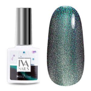 Гель-лак IVA Nails Ива Milky Way MW-2, 8 мл