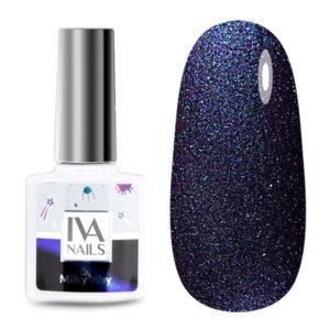 Гель-лак IVA Nails Ива Milky Way MW-1, 8 мл