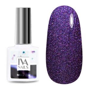 Гель-лак IVA Nails Ива Milky Way MW-4, 8 мл