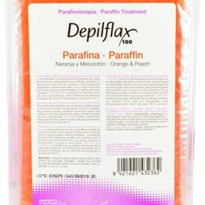 Парафин Depilflax 500 гр, оранжевый
