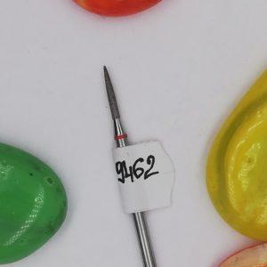 Алмазная фреза, игла 1,4 мм, красная (Россия)