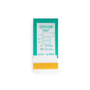 Крафт-пакеты Медтест, 60*100 мм, комбинированные прозрачные (100 шт)