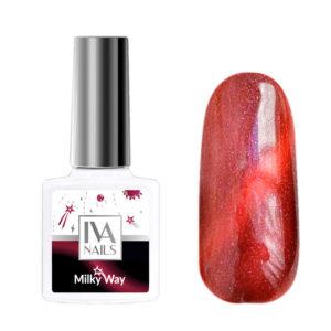 Гель-лак IVA Nails Ива Milky Way MW-8, 8 мл