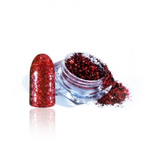 Алмазные хлопья Ингарден, 004 красный