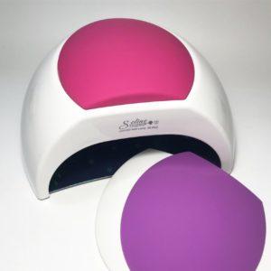UVLED лампа Sun 2 Soline (ориг) - подушки, 48 Вт белая