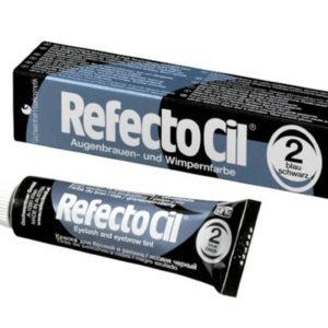 Краска для бровей и ресниц RefectoCil, иссиня-черная (2)