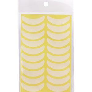 Виниловые наклейки для ресниц Барбара, №1 (1 лист)