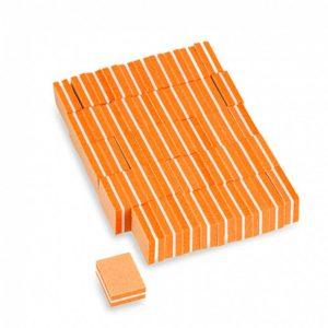 Баф-мини Divinail оранжевый, 100/180 50 шт