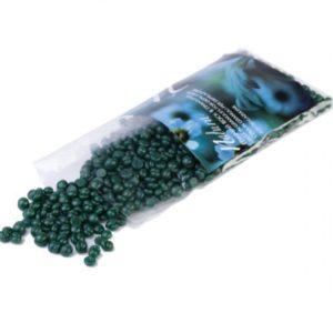 Воск горячий пленочный ITALWAX Азулен, гранулы 100 гр