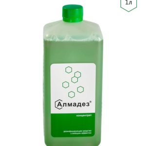 Алмадез (концентрат), 1,0 л