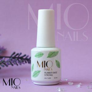 Каучуковая база Strong Мио MIO nails, 15 мл