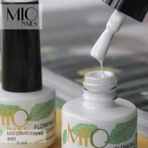 Основа для растекания MIO nails белая, 5 мл