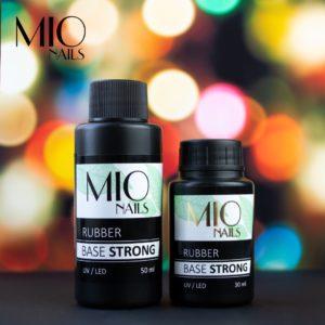 Каучуковая база Strong Мио MIO nails, 50 мл