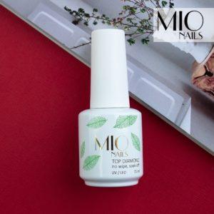 Топ Мио MIO nails Даймонд Diamond top (без л/сл без UVF), 15 мл