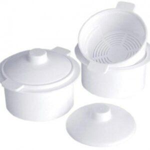 Емкость-контейнер для дезинфекции фрез Еламед (0,1 л)