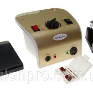 Аппарат для маникюра Nail Master JMD-304 (65 Вт, 35000 об.), золотой