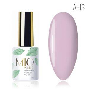 Гель-лак MIO nails A-13 французское кружево, 8 мл