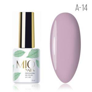 Гель-лак MIO nails A-14 равновесие, 8 мл