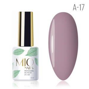 Гель-лак MIO nails A-17 сладкая нега, 8 мл