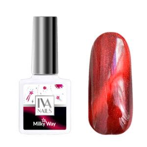Гель-лак IVA Nails Ива Milky Way MW-7, 8 мл