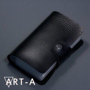 Блокнот АртА для пластин 12*6 см, черный