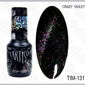 Гель-лак Тартисо Crazy violet, 12 мл