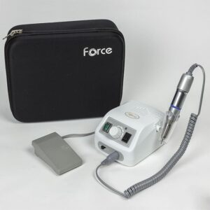 Аппарат Force 315/107 с педалью (65 Вт, 35000 об.), серый