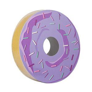 Запасной блок для бублика Сталекс, фиолетовый 240 грит (8 метров)