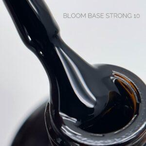 База жесткая камуфлирующая Bloom Strong Блум Стронг №10 (черная), 15 мл