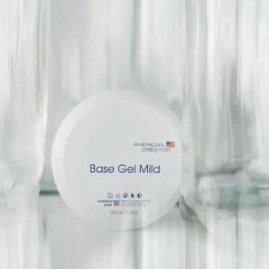 Base gel Mild American Creator (универсальная мягкая база), 30 мл