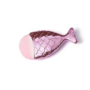 Кисть-рыбка, L большая розовая
