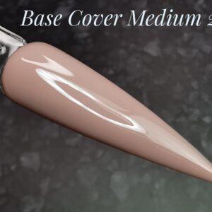 Камуфлирующая каучуковая база Миис Ковер Медиум Cover Medium №2, 15 гр