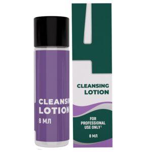 Лосьон для реконструкции ресниц и бровей Sexy №4 Cleansing Lotion, 8 мл
